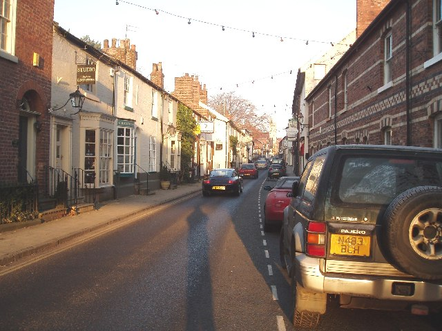 King Street Knutsford