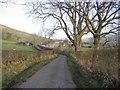 NY2234 : Fell End Farm by John Holmes