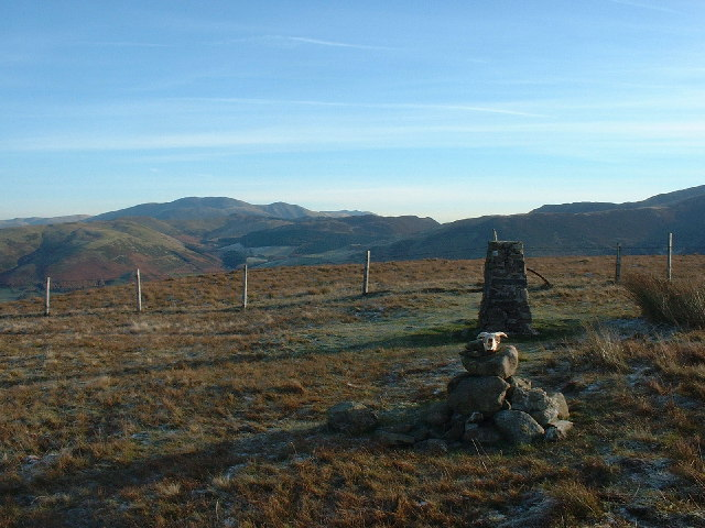 Trig Pillar Fellbarrow