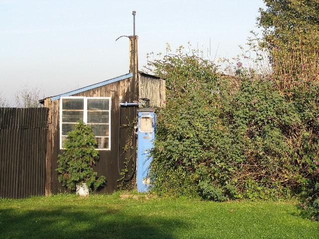 Old Village Petrol Pump, Elston