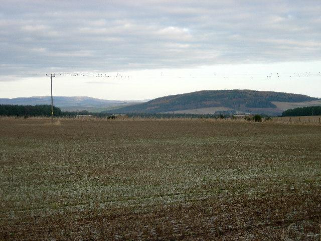 Farmland between West Happas and North Happas