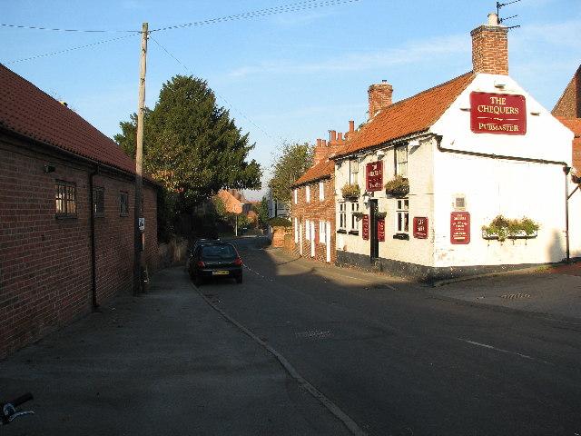 Toad Lane, Elston