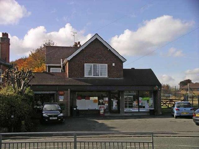 Darley Abbey Post Office