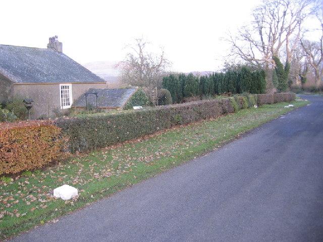 Lowfield Farm.
