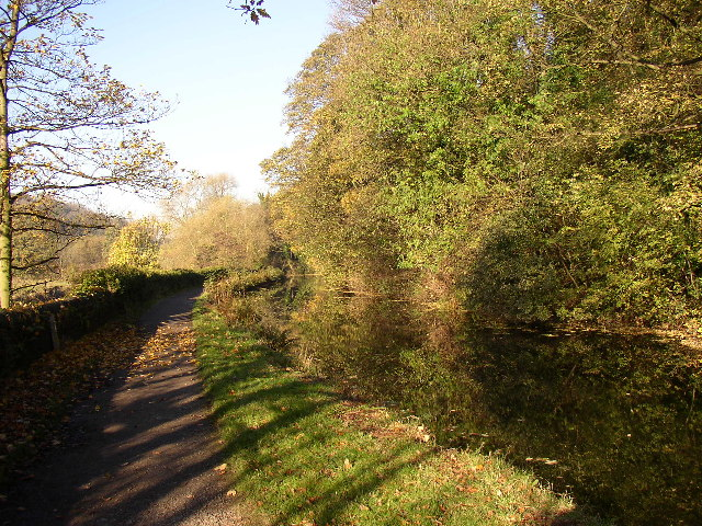 Canal west of Brighouse