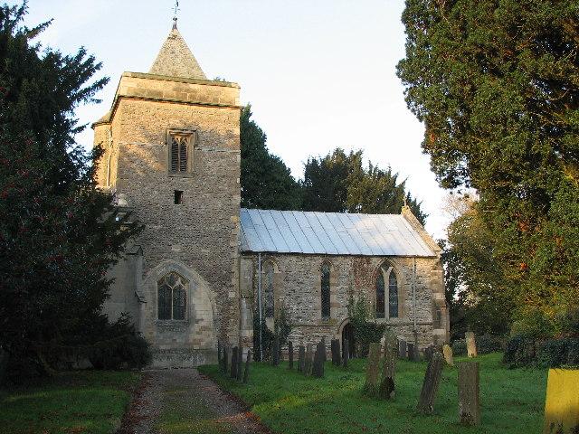 Saint Augustine of Canterbury Church, Flintham