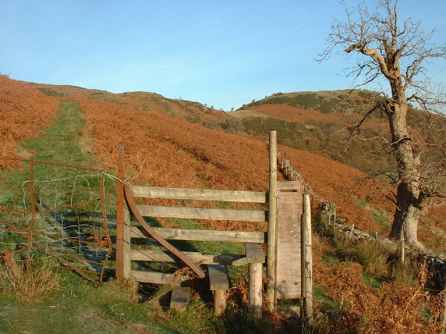 Stile Drove Road Sourfoot Fell