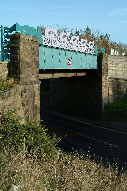 Seaton Railway Bridge