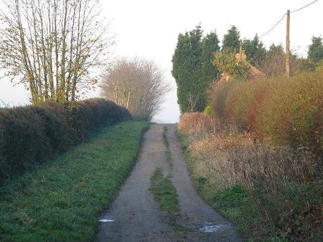 Bridleway, Flintham