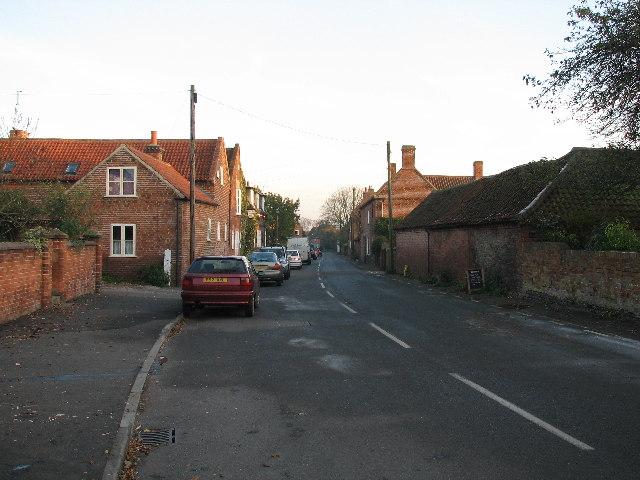 Main Street, Flintham