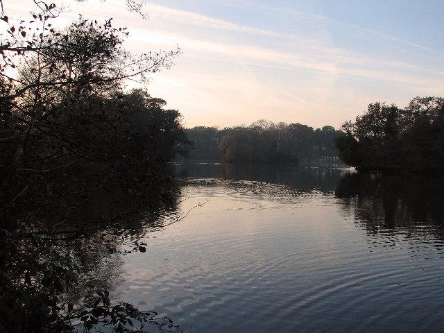 The Park, Flintham Hall