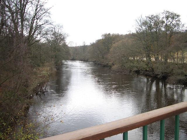River Earn at Strowan