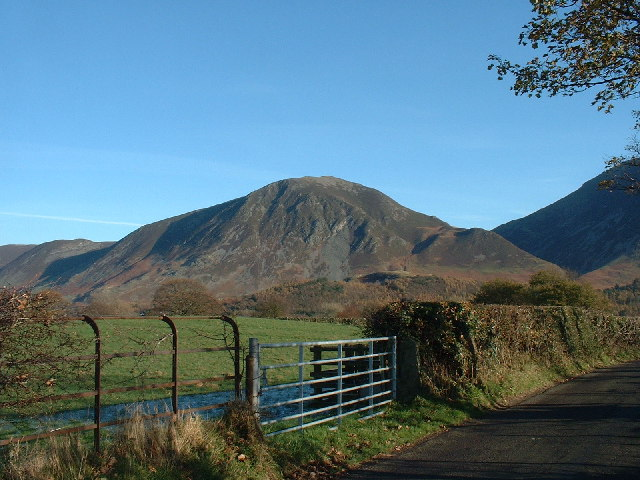 Whiteside from Loweswater