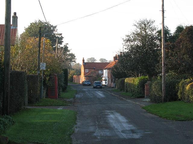 Moor Lane, Syerston