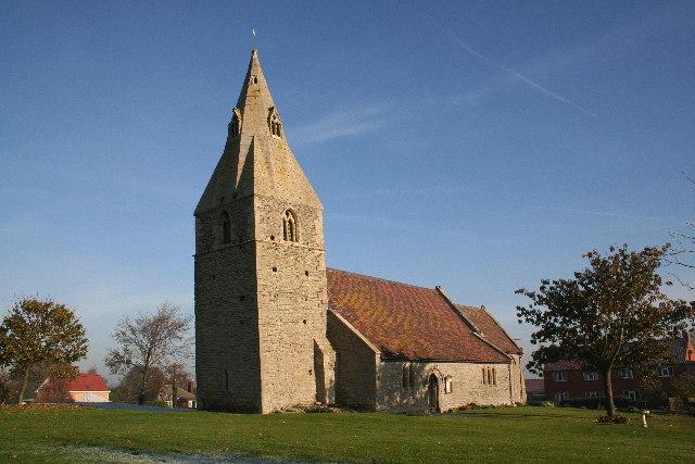 St.James' church, Dry Doddington, Lincs.