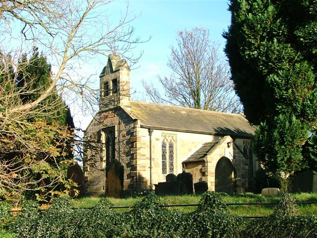All Saints' Church, Deighton