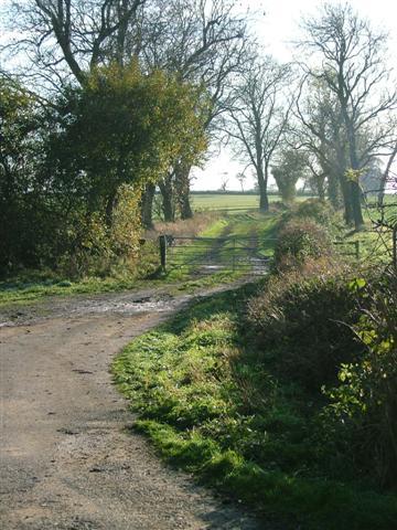Public Bridleway, Deighton