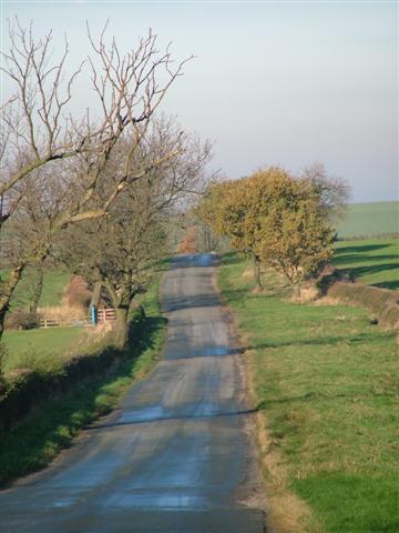 Unclassified Road, Deighton