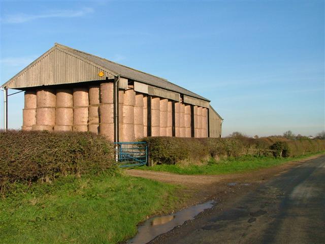 Barn , Ingram Grange