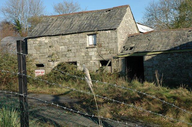 Derelict Buildings, Nanpean