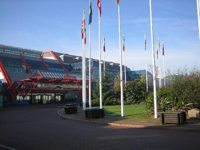 Atrium Entrance 2, National Exhibition Centre