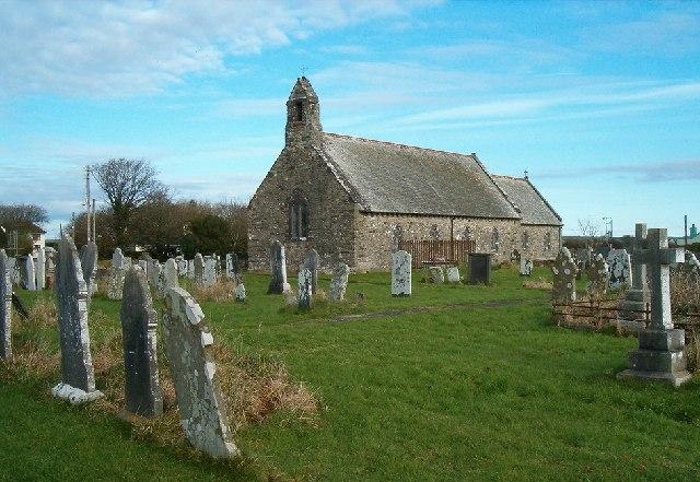 St David's Church, Whitchurch, Pembrokeshire