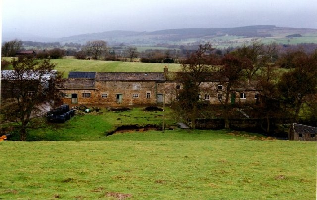 Crookbeck house Farm.