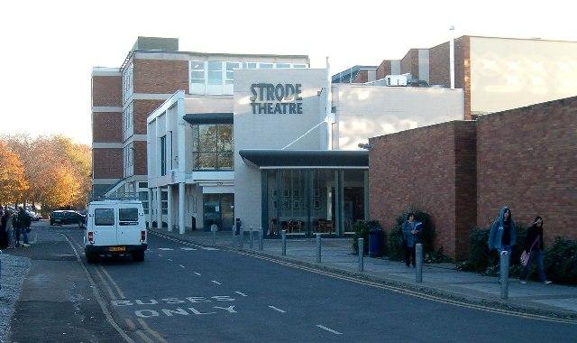 Strode Theatre, Street, Somerset