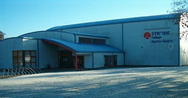 Sports Centre, Strode College, Street
