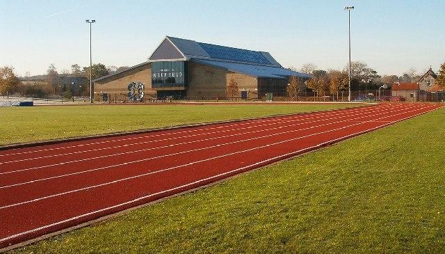 Sports Facilities at Millfield School, Street