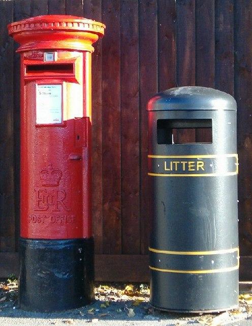 Royal Mail ... Junk Mail