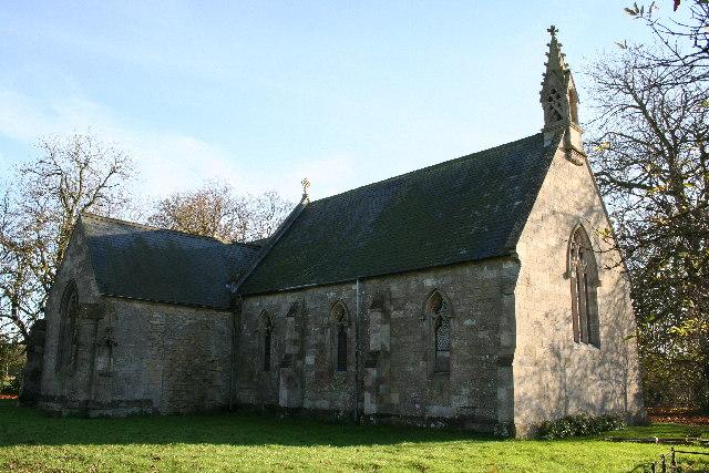 St.Andrew's church, Burton Pedwardine, Lincs.