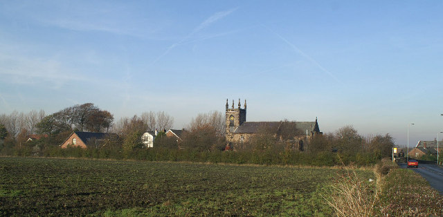St Thomas' Parish Church, Lydiate & Downholland