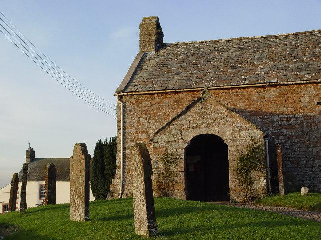 Old Church, Clifton, Penrith