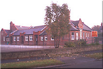 SD3610 : Halsall Church School by David Long