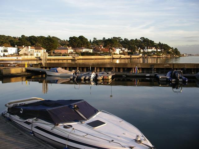 Salterns Marina, Poole Harbour