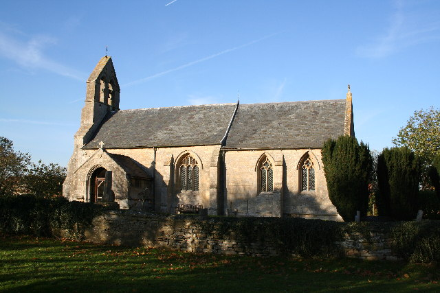 St.Oswald's church, Howell, Lincs.