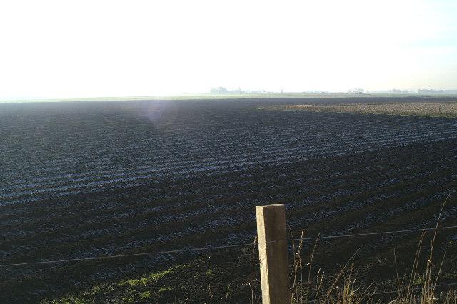 Rich. Lancashire soil