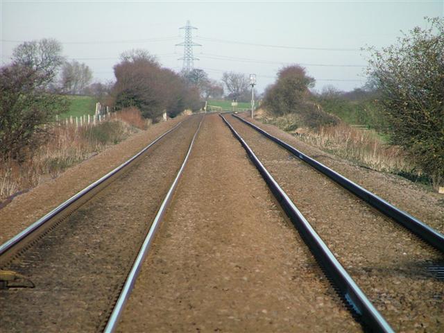 Railway, West Rounton Gates