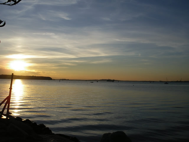 The Main Channel, Poole Harbour
