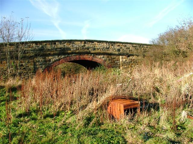 Peter Hill Bridge, Trenholme Lane