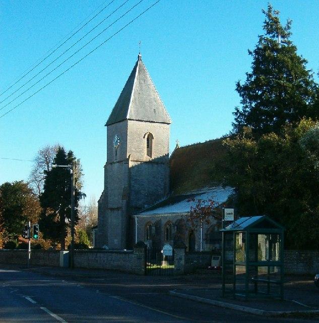 Parish Church, Walton