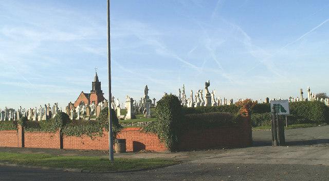 Waterloo Road Cemetery
