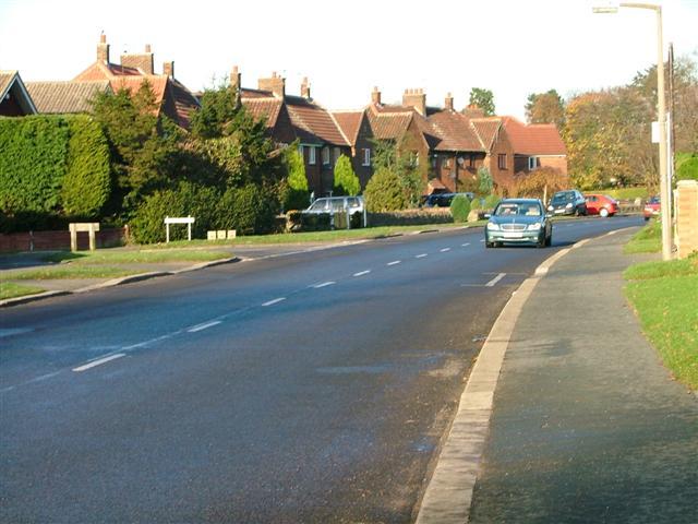 Northallerton Road, Brompton