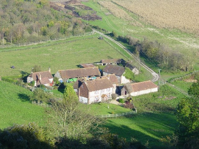 Lower Barpham Farm