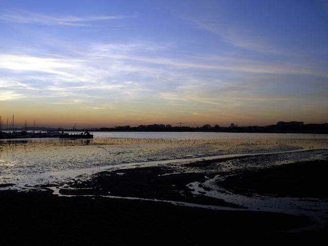 Parkstone Bay, Poole Harbour
