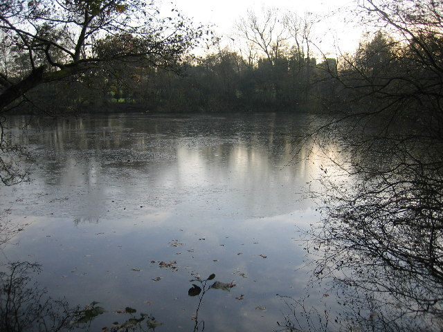 Earlswood Lakes - Terry's Pool.