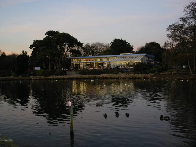 Poole Park Cafe