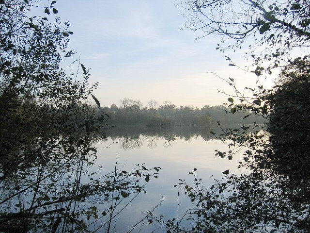 Earlswood Lakes - Terry's Pool