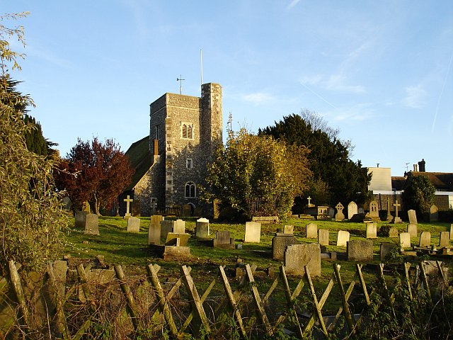 St Michael and all the angels, Hartlip